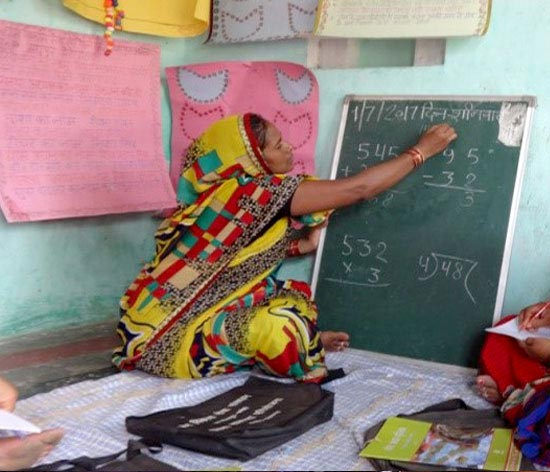 Urmila is very enthusiastic about learning and applying those learnings in practical life