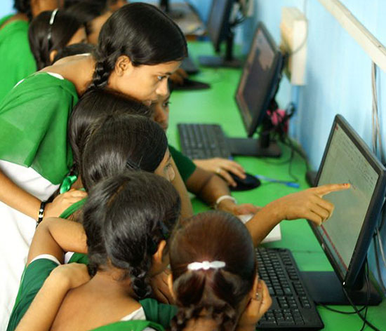 Digital tech in curriculum enriches participatory learning