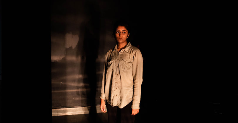 Anoushka Upadhyaya in The Persistence of Being